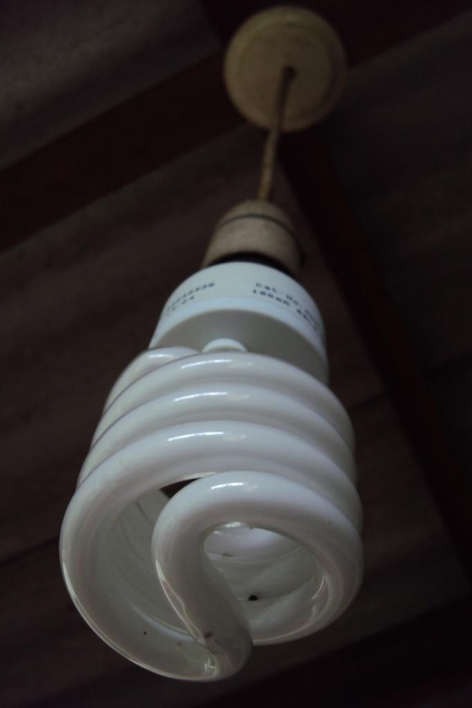 Утилизация энергосберегающих ламп в Москве