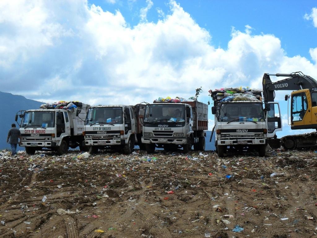 Недрогой вывоз бытовых отходов