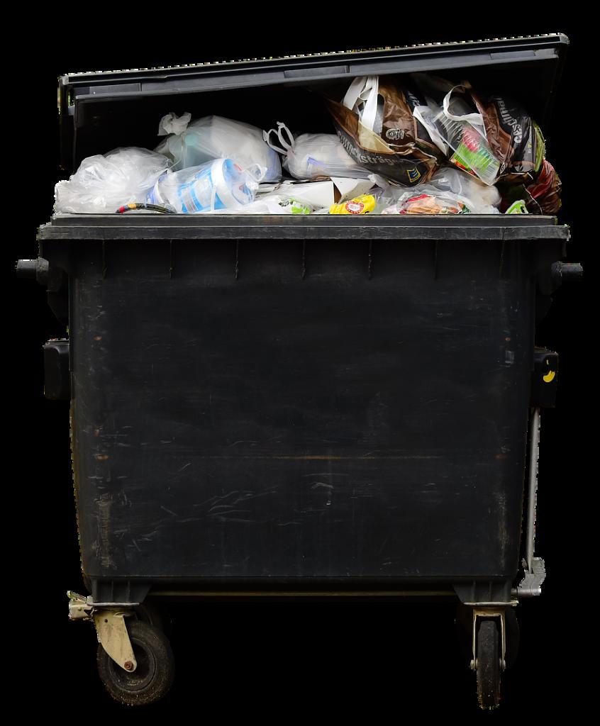 Вывоз бытовых отходов контейнерами
