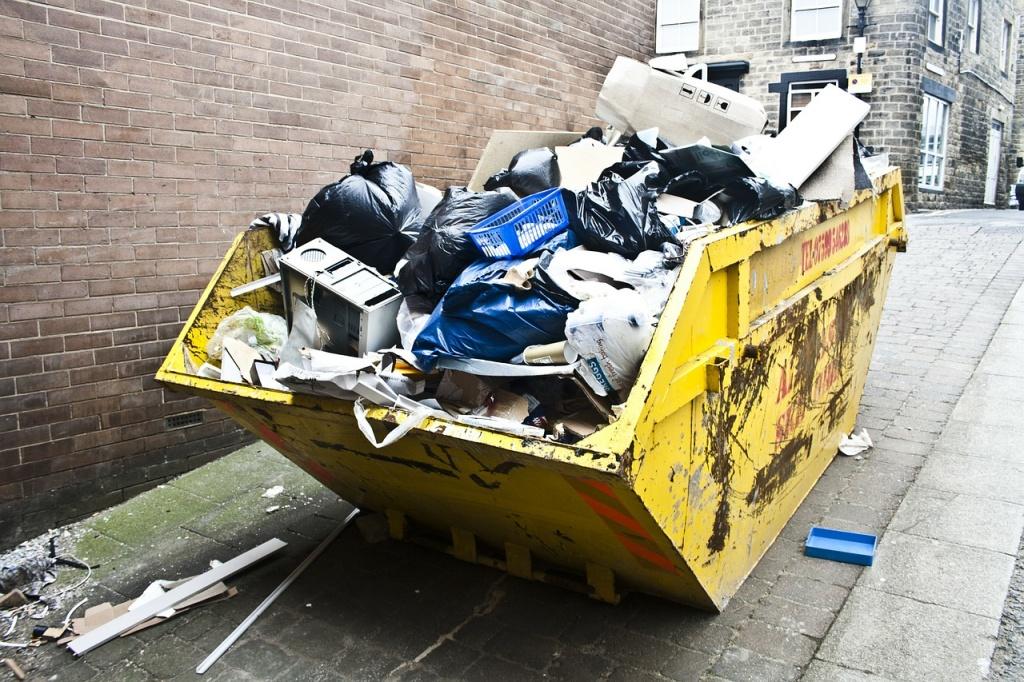 Договор на вывоз вывоз бытовых отходов